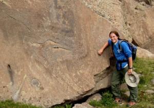 Jessica Ball, Geologist